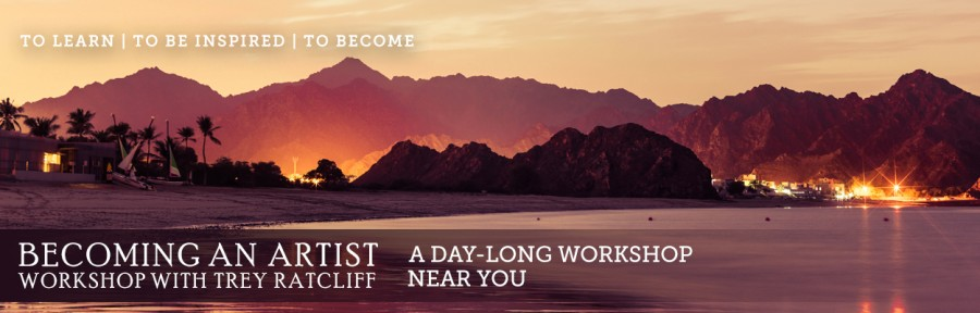 One Day Workshop Banner All